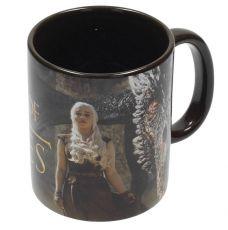 Game of Thrones Hrnek Dragon & Daenerys