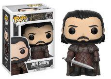 Game of Thrones POP! Television vinylová Figure Jon Snow 9 cm