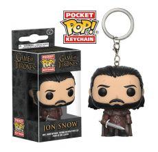 Game of Thrones POP! vinylová Keychain Jon Snow 4 cm