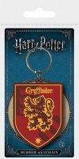 Harry Potter Gumový Keychain Nebelvír 6 cm