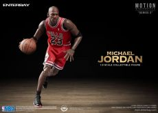 NBA Kolekce Motion Masterpiece Akční Figurka 1/9 Michael Jordan 23 cm