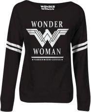 Wonder Woman Dámské Crewneck Mikina Demi Goddess Velikost L