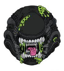 Alien Madballs Stress Ball Xenomorph
