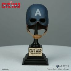 Captain America Civil War Marvel Armory Kolekce Replika 1/3 Captain America Helma