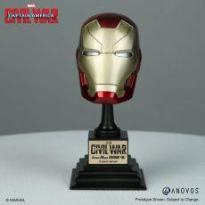 Captain America Civil War Marvel Armory Kolekce Replika 1/3 Iron Man Mark XLVI Helma