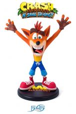 Crash Bandicoot N. Sane Trilogy PVC Soška Crash Bandicoot 23 cm