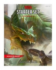 Dungeons & Dragons RPG Starter Set Anglická