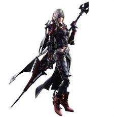 Final Fantasy XV Play Arts Kai Akční Figure Aranea Highwind 27 cm
