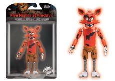 Five Nights at Freddy's Akční Figurka Foxy GITD 13 cm
