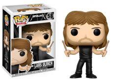 Metallica POP! Rocks Vinyl Figure Lars Ulrich 9 cm