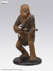 Star Wars Elite Kolekce Soška Chewbacca 22 cm