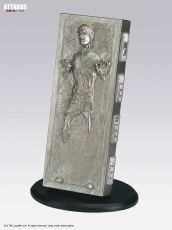 Star Wars Elite Kolekce Soška Han Solo in Carbonite 18 cm