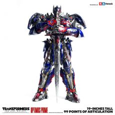 Transformers The Last Knight Akční Figure 1/6 Optimus Prime 48 cm