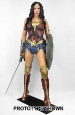 Wonder Woman Životní Velikost Soška Wonder Woman (Foam Rubber/Latex) 185 cm