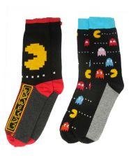 Pac-Man Mens Ponožky 2-Pack