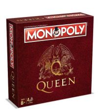 Queen Board Game Monopoly Anglická Verze