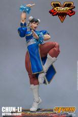 Street Fighter V Akční Figure 1/12 Chun-Li 17 cm