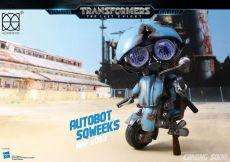 Transformers The Last Knight Hybrid Metal Akční Figure Sqweeks 14 cm