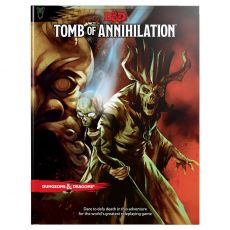 Dungeons & Dragons RPG Adventure Tomb of Annihilation Anglická