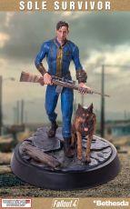 Fallout 4 Soška 1/4 Sole Survivor 53 cm