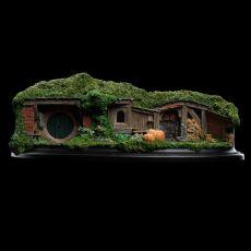 The Hobbit An Unexpected Journey Soška Hobbit Hole 19 & 20 20 cm