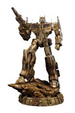 Transformers Generation 1 Soška Optimus Prime Gold Verze 61 cm
