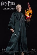 Harry Potter Real Master Series Akční Figure 1/8 Lord Voldemort Flash Ver. 23 cm