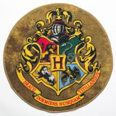 Harry Potter Rohožka Bradavice Crest 61 cm