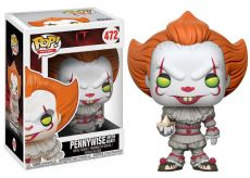 It POP! Movies vinylová Figure Pennywise (with Boat) 9 cm