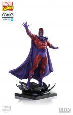 Marvel Comics Soška 1/10 Magneto 22 cm