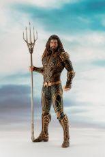 Justice League Movie ARTFX+ Soška 1/10 Aquaman 20 cm
