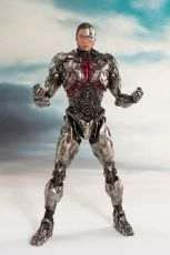 Justice League Movie ARTFX+ Soška 1/10 Cyborg 20 cm