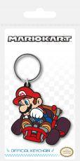 Mario Kart Gumový Keychain Drift 6 cm