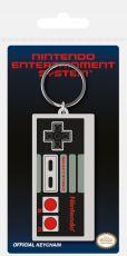 Nintendo Gumový Keychain NES Controller 6 cm