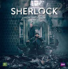 Sherlock Kalendář 2018 English Verze