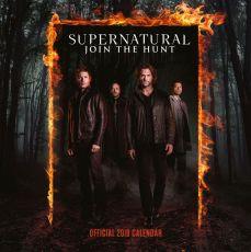 Supernatural Kalendář 2018 English Verze