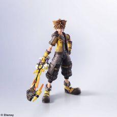 Kingdom Hearts III Bring Arts Akční Figure Sora Guardian Form Verze 16 cm