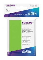 Ultimate Guard Supreme UX Sleeves Standard Velikost Light Green (50)