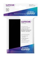 Ultimate Guard Supreme UX Sleeves Standard Velikost Black (50)