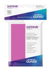 Ultimate Guard Supreme UX Sleeves Standard Velikost Pink (50)