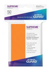 Ultimate Guard Supreme UX Sleeves Standard Velikost Orange (50)