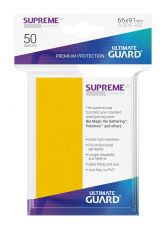 Ultimate Guard Supreme UX Sleeves Standard Velikost Yellow (50)