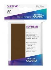 Ultimate Guard Supreme UX Sleeves Standard Velikost Brown (50)