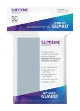 Ultimate Guard Supreme UX Sleeves Standard Velikost Transparent (50)