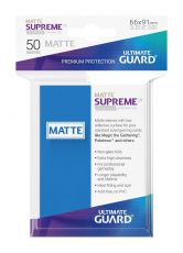 Ultimate Guard Supreme UX Sleeves Standard Velikost Matte Royal Blue (50)