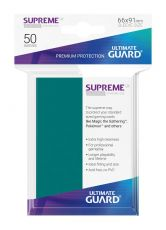 Ultimate Guard Supreme UX Sleeves Standard Velikost Petrol Blue (50)