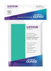 Ultimate Guard Supreme UX Sleeves Standard Velikost Turquoise (50)