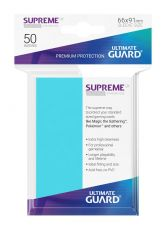 Ultimate Guard Supreme UX Sleeves Standard Velikost Aquamarine (50)