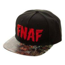 Five Nights at Freddy's Snap Back Kšiltovka FNAF Vinyl Bill