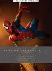Sideshow Collectibles Book Capturing Archetypes - Volume 3: Avengers, Adversaries & Antiheroes